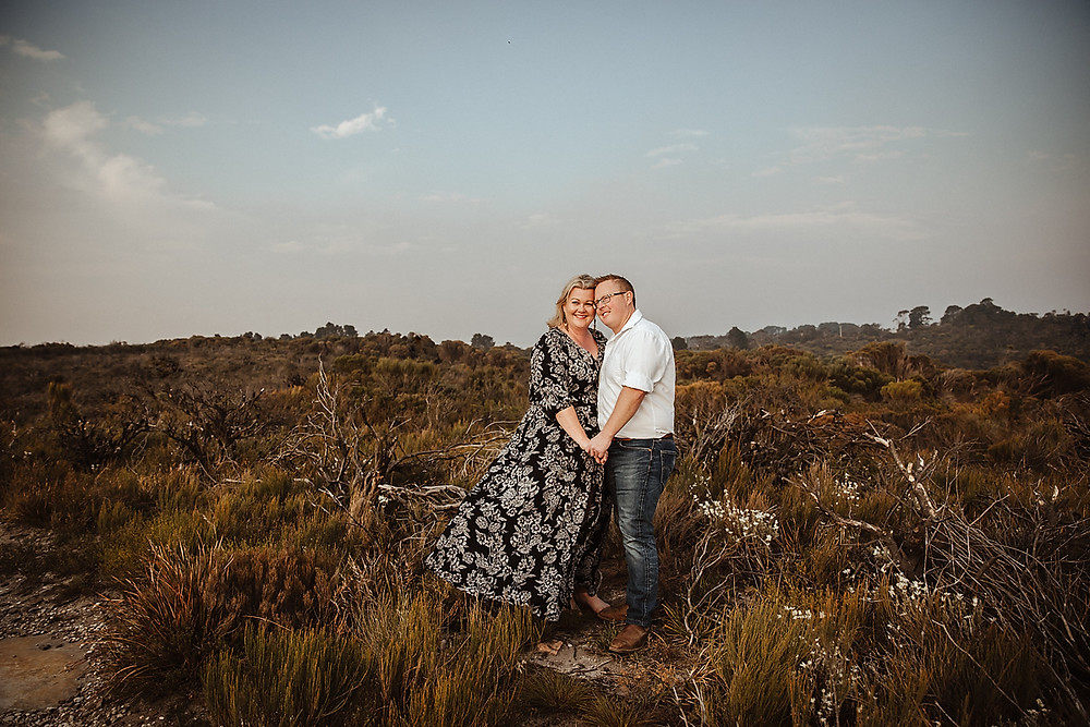 save the date card by sydney family photographer de lumiere photography