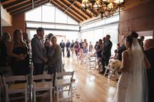 Here comes the bride - Sydney Wedding Photographer de lumière photography