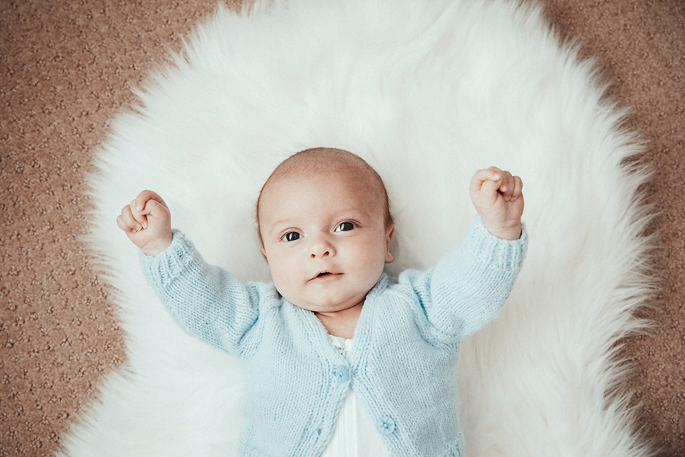 what is the best age for a newborn photo shoot?
