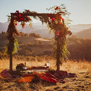 Love is Love - Sunset Romance // Blue Mountains Wedding Photographer