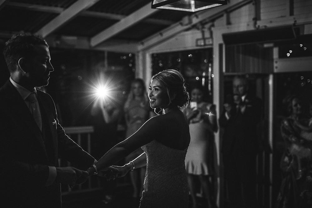 first dance de lumiere photography destination wedding photographer