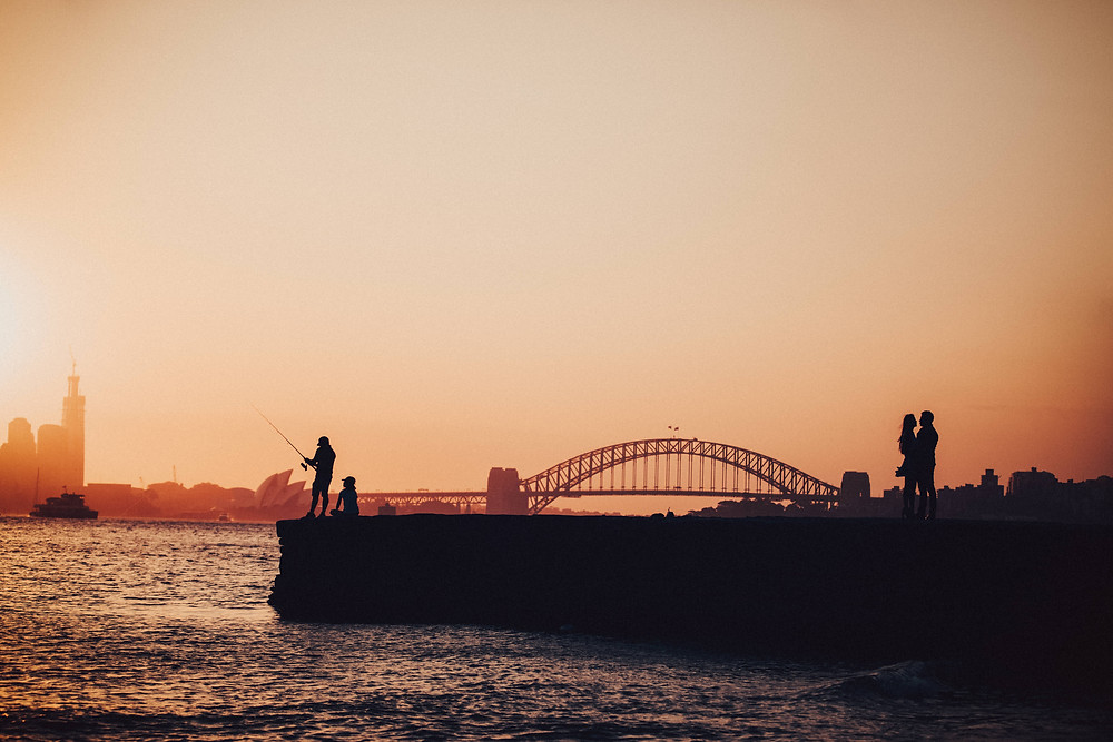 sydney engagement photographer de lumiere photography