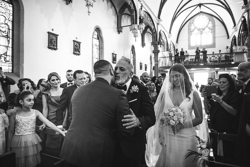 father daughter wedding moments sydney wedding photographer