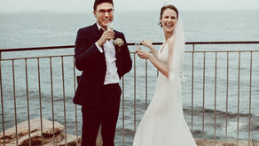 Real bride Joan - wearing Karen Willis Holmes // de lumière photography // Wedding Photographer