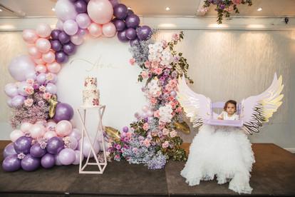 styled first birthday party sydney photographer