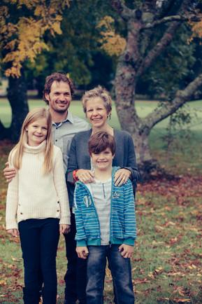 Multi generational family photography
