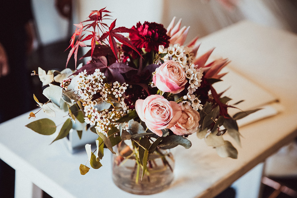 gorgeous kindred floral wedding bouquet