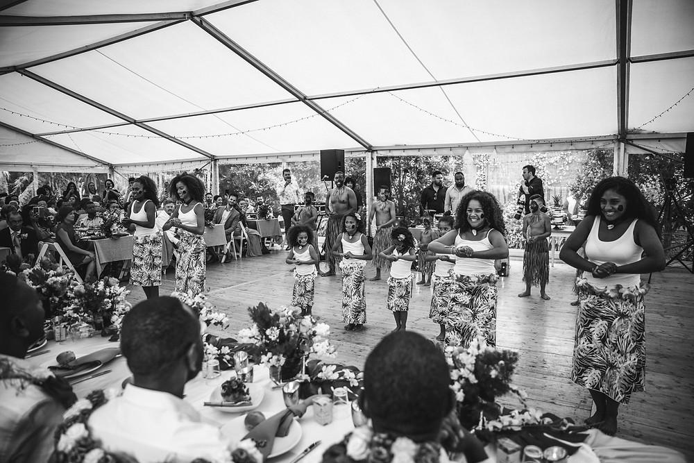 fijian meke wedding dance