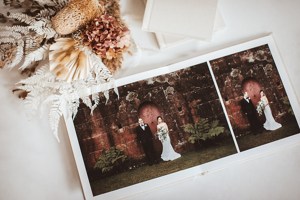 wedding album de lumiere photography