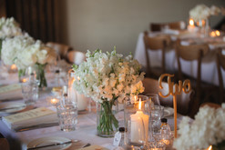 Wedding styling by Lavande Florals