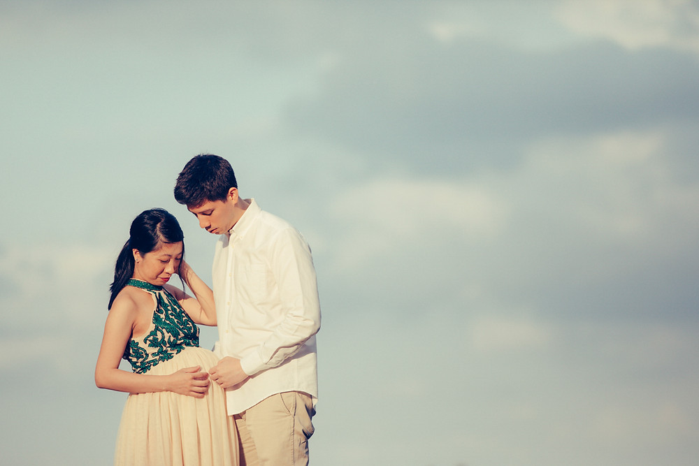 Sydney Maternity Photography by de lumiere