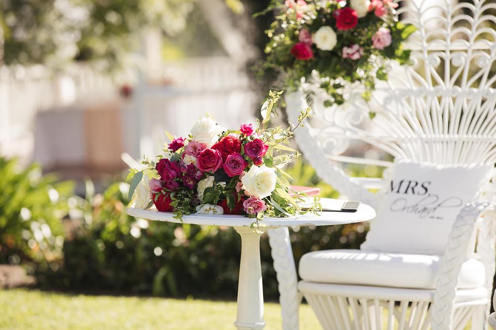 romantic pink styling de lumiere photography destination wedding photographer