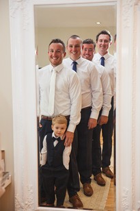The groom and his groomsmen - de lumière photography