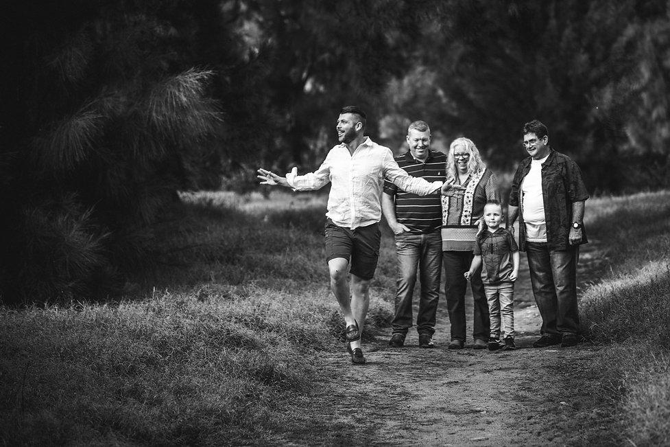 sydney's best extended family photographer