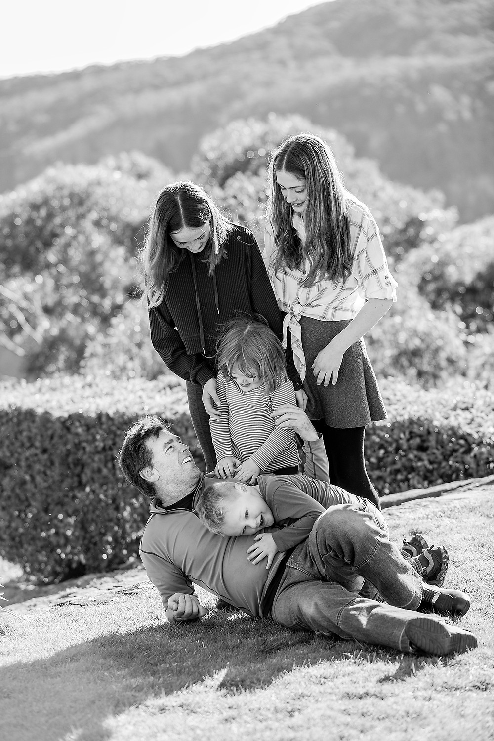 sydney extended family photographer de lumiere photography