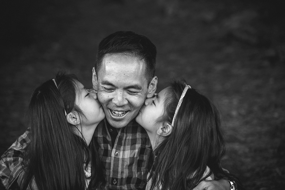 father's day professional photographer de lumiere photography