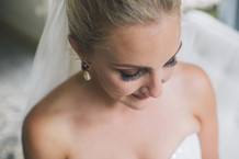 bridal portrait by professional photographer de lumiere photography