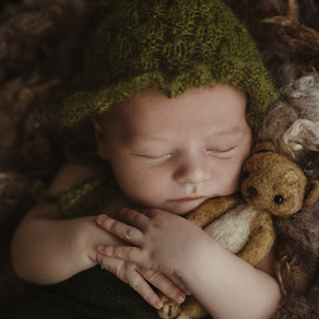 Top 50 Romantic Mid-Century Baby Names // Sydney Newborn Photography
