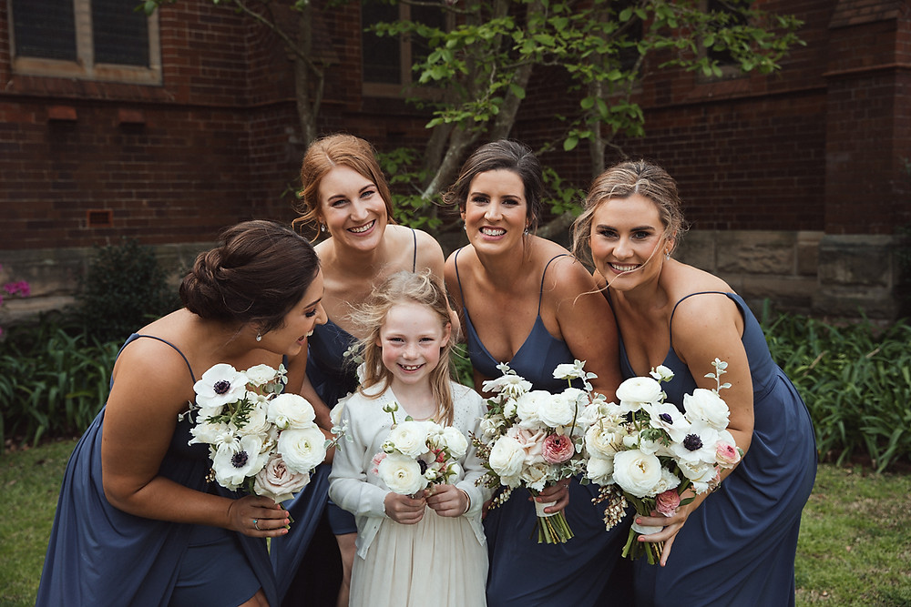 the bride tribe sydney wedding photographer