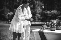 professional wedding photographer de lumiere photography traditional tea ceremony