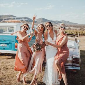 The Bridesmaid's Survival Kit // Sydney Photographer