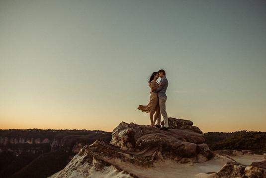 professional engagement photography