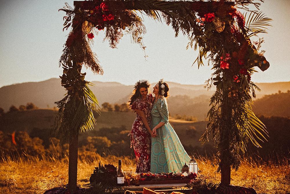 same sex wedding photography inspiration