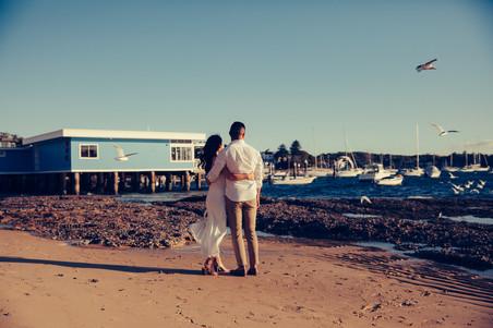 Professional Sydney wedding photography