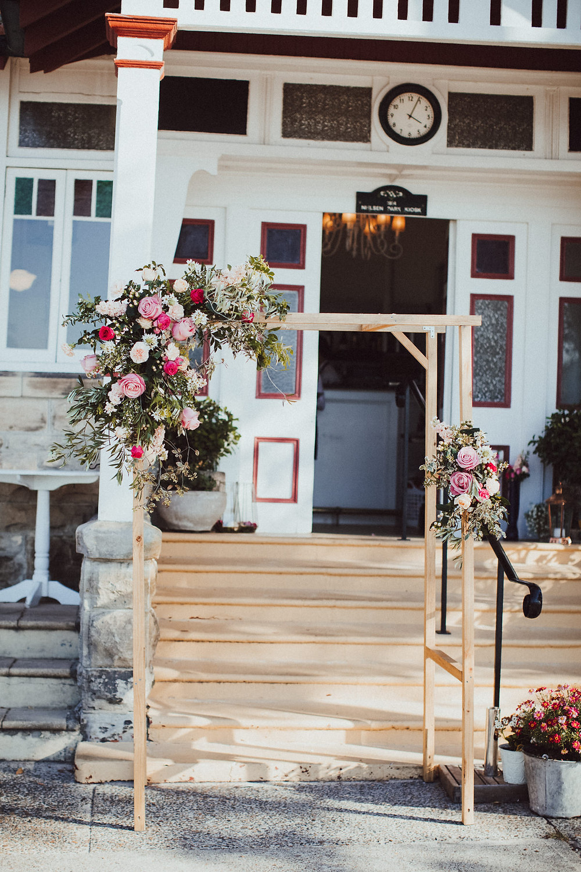 The Marmalade Sky Styling Charming Beachside Wedding Venue