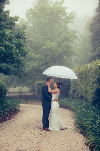 Bilpin wedding in the rain - Blue Mountains Wedding Photographer de lumière photography