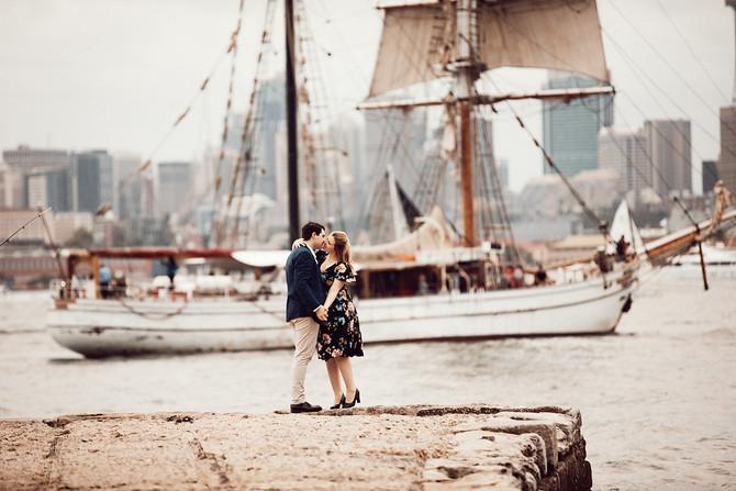 sydney engagement photographer