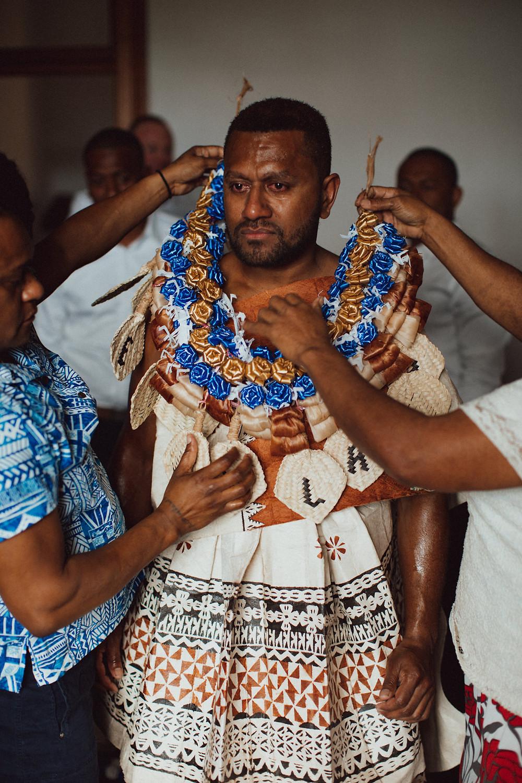 traditional fijian wedding