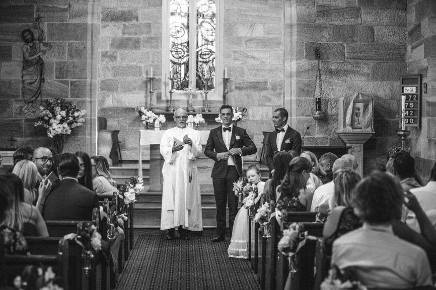 Traditional Wedding Ceremony photographed by de lumière photography