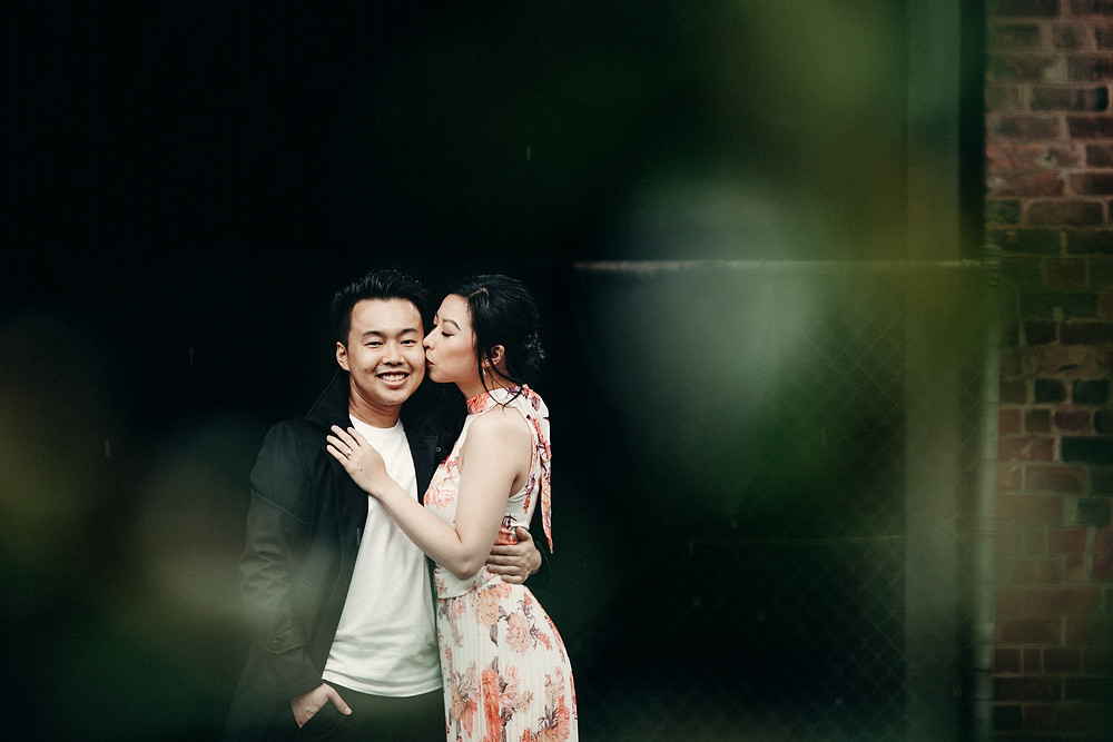 city engagement photographer de lumiere photography