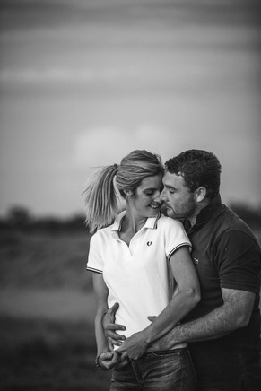 country engagement photography