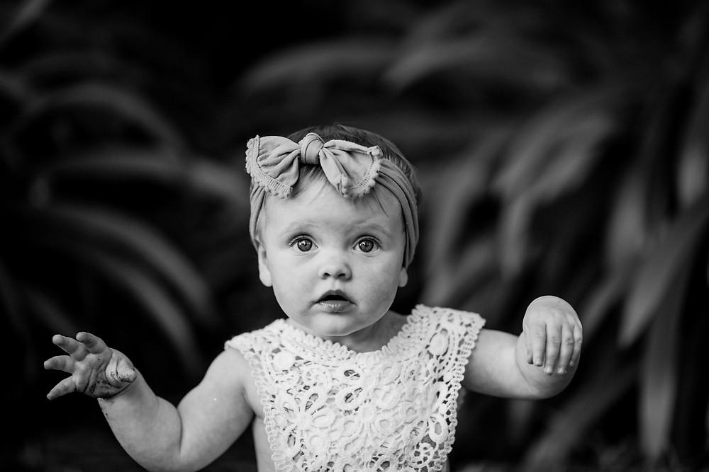 heirloom mini sitter portrait session de lumiere photography