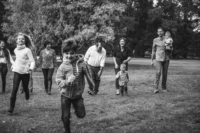 Family photography blue mountains