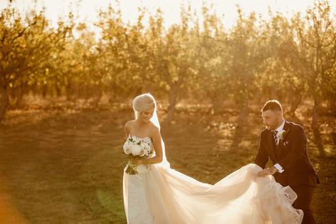 Marian and James Borrodell Winery de lum