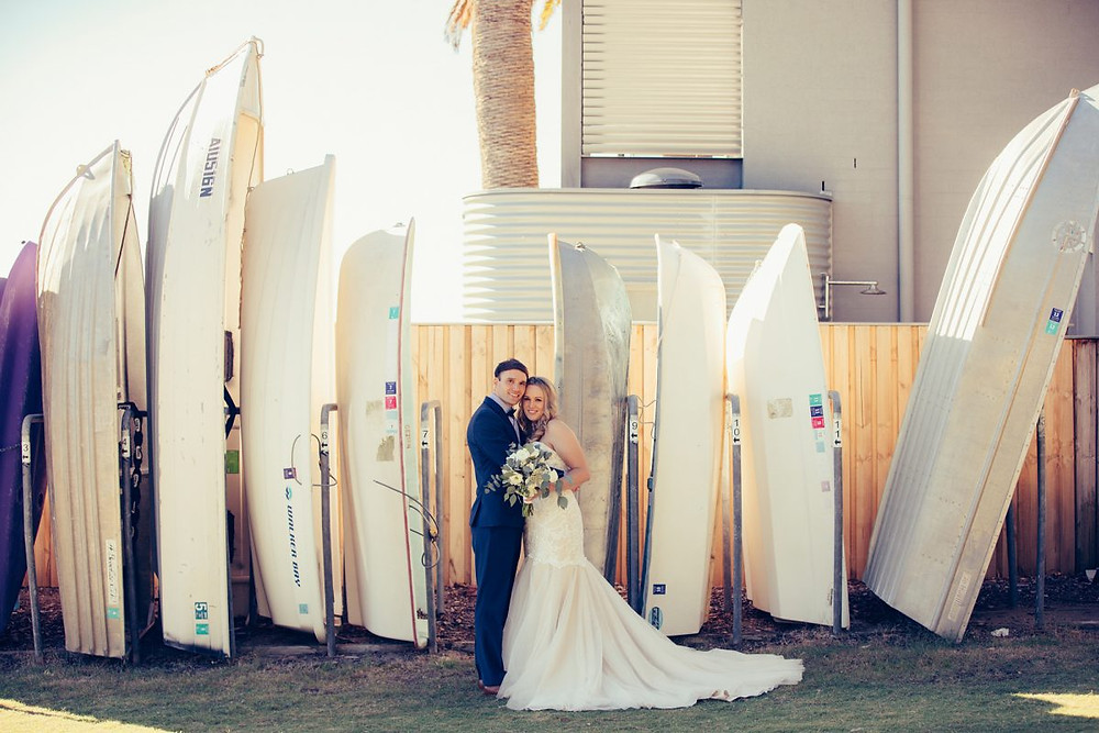 Whale Beach wedding featured on Easy Weddings de lumiere photography