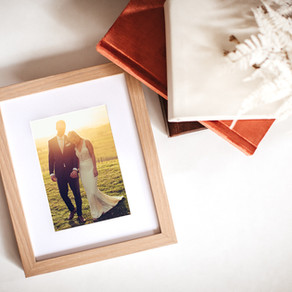 Wondering What To Do With Your Wedding Photos? // de lumière photography