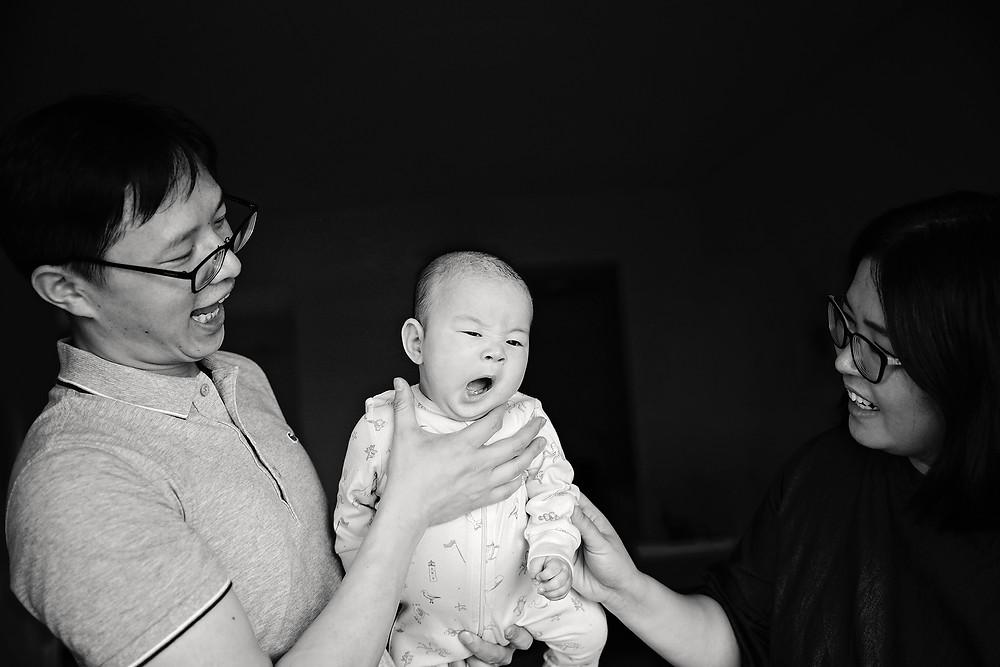 sydney family photographer 100 day portraits de lumiere photography