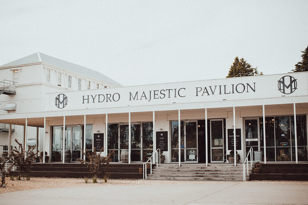 hydro majestic wedding photographer