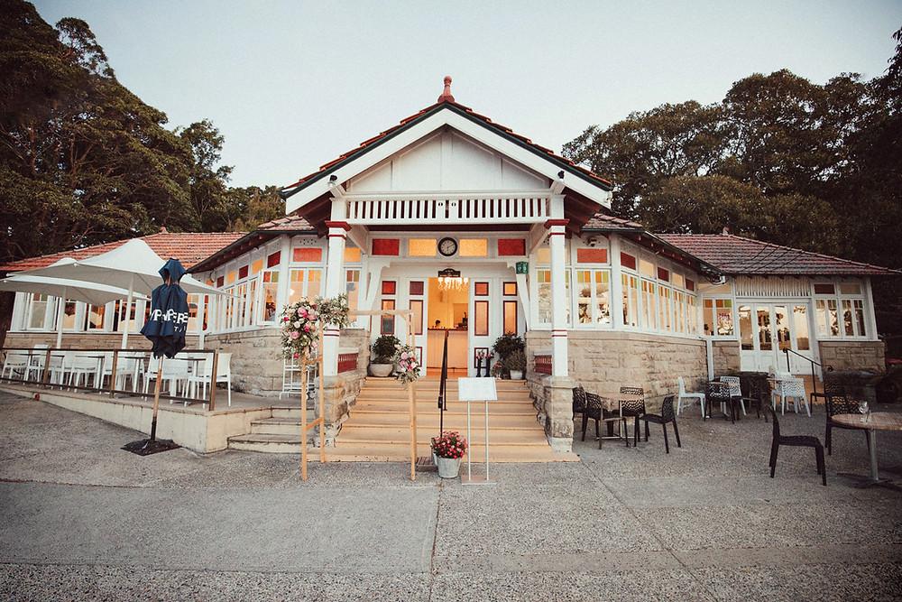 The Nielsen - Charming Beachside Wedding Venue Sydney Wedding Photographer