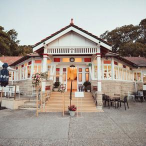 The Nielsen, Charming Beachside Wedding Venue // Sydney Wedding Photographer