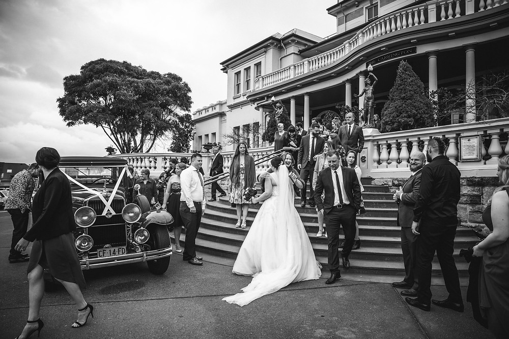 gorgeous historic blue mountains wedding venue