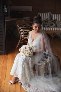 Bridal portraits photographed by de lumière photography