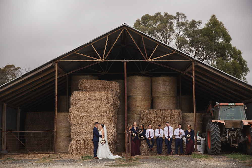wedding photographer blue mountains