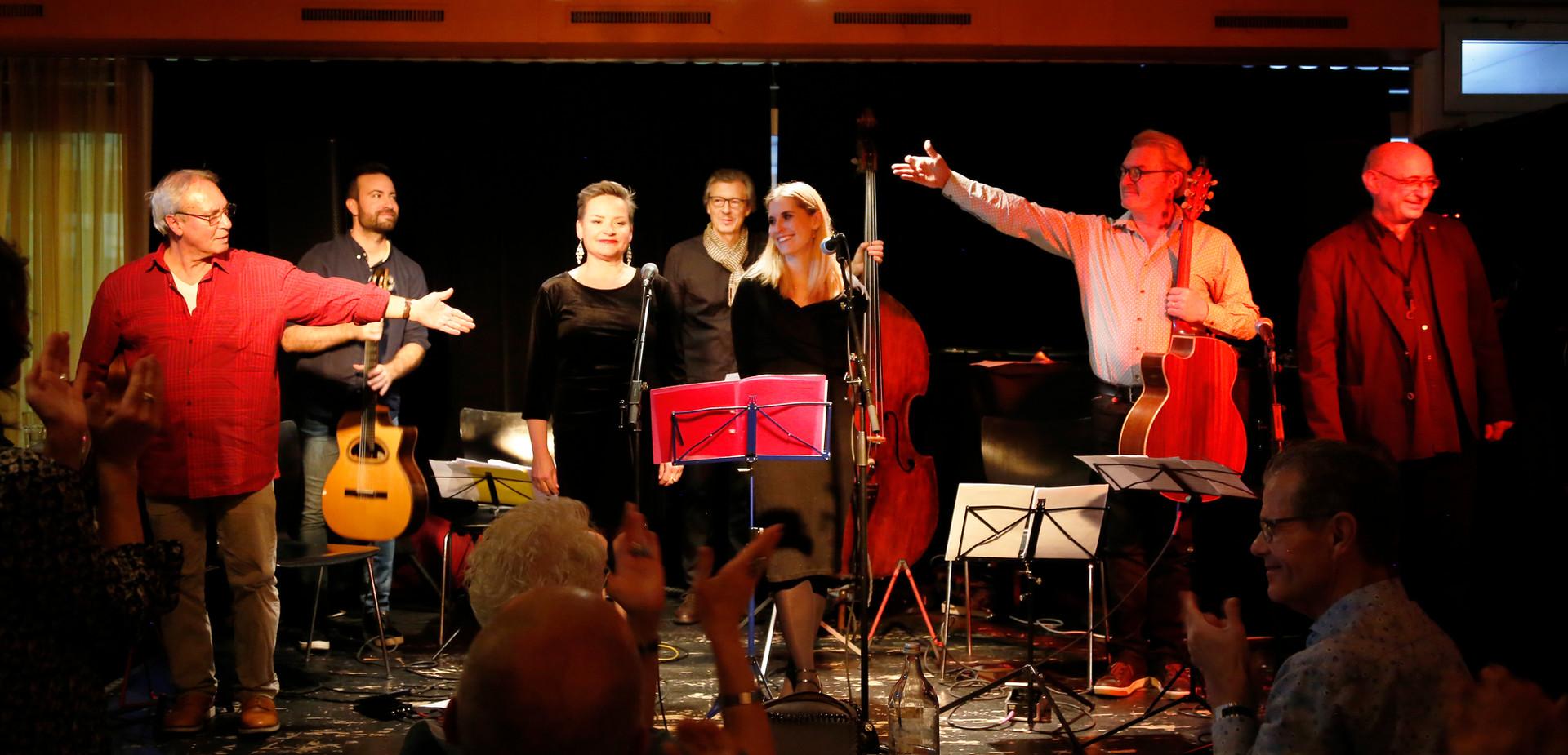 30 Jahre Tonic Strings Jubiläum