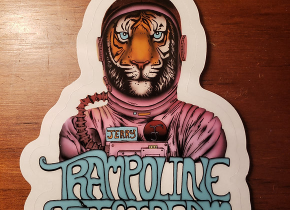 Jerry Clear Sticker