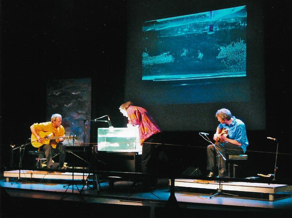 Tonic Strings & Theo Huser